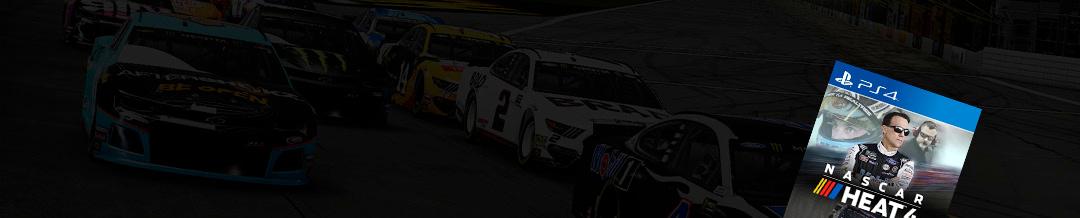 Insurance King is in NASCAR HEAT 4